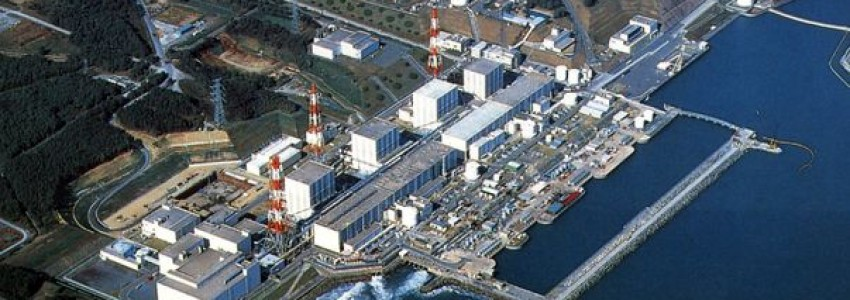 Japanese Nuclear Power Plant Fukushima Daiichi